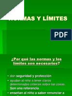 Normas y Lmites (Presentacin)