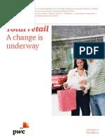 Total Retail Change