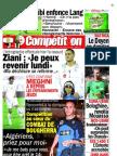 Edition du 30 octobre 2009