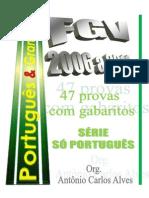 Apostila Fgv 2006-2011-s Portugues-n Veis m Dio e Superior-Demo