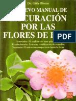 Gotz Blome El Nuevo Manual de La Curacion Por Las Flores de Bach