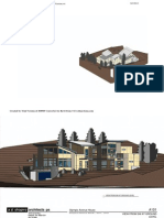 932 Olympic Ave Architectural Drawings