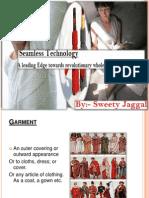 Seamless Garments Ppt
