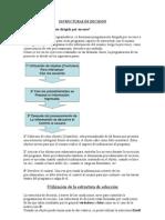 APUNTE 2 - ESTRUCTURAS DE DECISIÓN