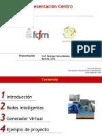 Presentación SmartGrid Electroindustria