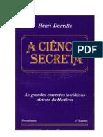 A Ciencia Secreta Vol II (Henri Durville)
