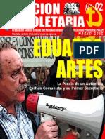 Acción Proletaria (nueva época) 2
