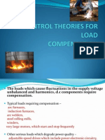Control Theories for Load