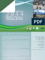 Almanaque 2014 Madre Tierra y Sistemas de Vida