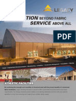 Fabric Athletic Facility