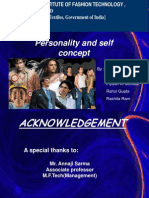 Personality and Self Concept Final