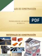 Materiales construcción 2012-I