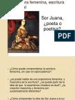 Escritura femenina, escritura colonial