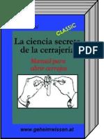 127690715 La Ciencia Secreta de La Cerrajeria PDF
