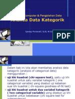 Materi 6 Analisis Data Kategorik