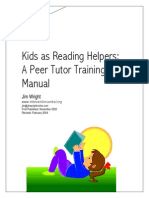 jim wright partner tutoring manual