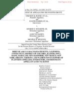 Amicus Brief of 13 States + DC