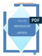 procreacion asistida