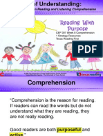 reading with purpose website