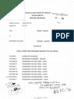 Rudd LSD Sentencing Transcript 07-20-2005