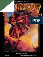 Eclipse the Codex Persona