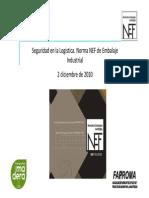 3-Seguridad Logistica-Norma NEF (Faproma)