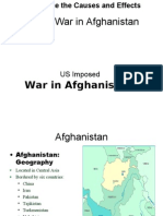 US War In Afghanistan_Impact on AFPAK_Oct2009
