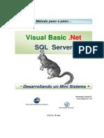 Manual Visual Basic Net SQL Server Paso a Paso