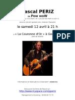 Pascal affiche G1