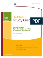 ebook spec edu ck and mild to mod apps study guide 7632871