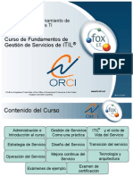 Slides Fundamentos ITIL V3