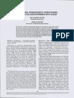 GITTELL DOUGLASS Relational Bureaucracy - Structuring Reciprocal Relationship Into Roles