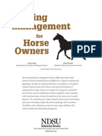 Horse Feeding Management for Horse Owners
