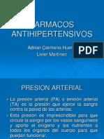 farmaco antihipertensivos  2