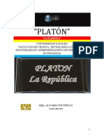 La República de Platón