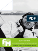 Jean Epstein - Essay
