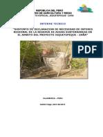 1 Informe Tecnico Interes Regional Pejeza