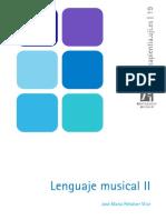 Lenguaje Musical II