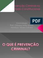 96949810 Criminologia Prevencao Criminal Ext