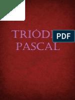 Pentecostario Triódio Pascal