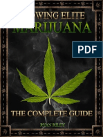 Growing Elite Marijuana PRO
