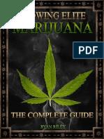 Growing Elite Marijuana PRO