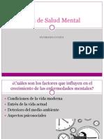 Plan de Salud Mental