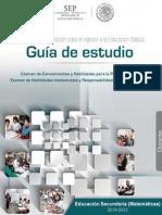 Guia_exain-mate.pdf Oposicion 2014-2015 Ross