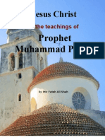 Jesus Christ in the Teachings of Prophet Muhammd PBUH