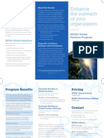 Global Partner Brochure Trifold