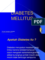 Diabetes Mellitus - Penyuluhan