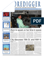 The Oredigger Issue 24 - April 21, 2014