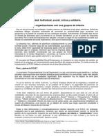 Lectura 11. Las Relaciones de Las Organizaciones Con Sus Grupos de Interés
