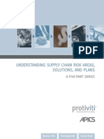 Supply Chain Risk Are As
